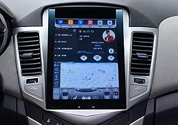10.4 Quadcore Car DVD player 1024×768 Car Vertical Screen 16GB ROM Stereo GPS Navigation for Chevrolet Cruze 2009-2014