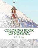 img - for Coloring Book of Norway. book / textbook / text book