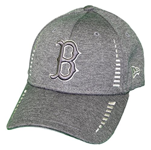 New Era Boston Red Sox 9Forty MLB Graphite Shadow Speed Adjustable Hat