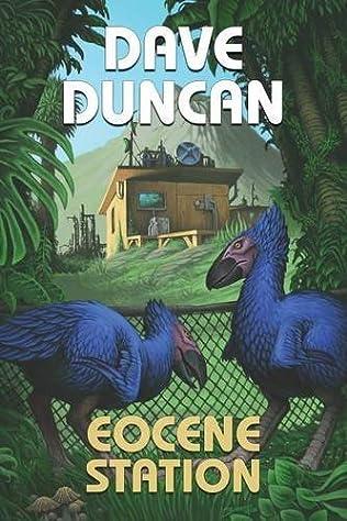 book cover of Eocene Station