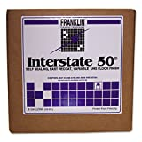 Franklin Cleaning Technology F195025 Interstate 50 Variable UHS Floor Finish, 5 Gallon