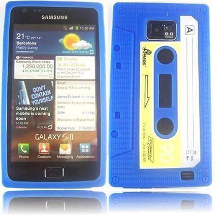Amazon.com: Retro Cassette Silicone Shell Case Cover For ...