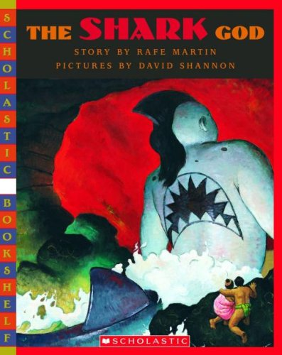 Shark God (Scholastic Bookshelf) ebook