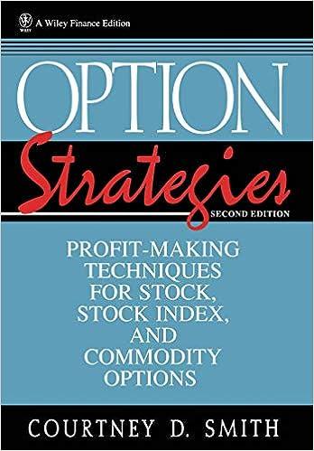 Strategies smith option pdf courtney