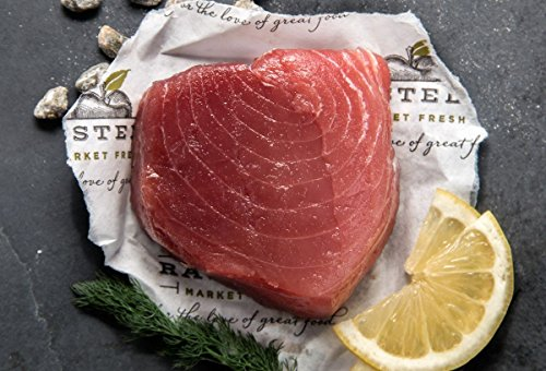 All Natural Yellowfin Tuna by Rastelli Market Fresh