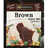 Mayacamas Vegetarian Brown Gravy Mix, 12 Count