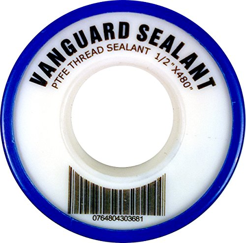 Vanguard Sealants - Industrial Strength  - Ptfe Seal Tape Shopping Results
