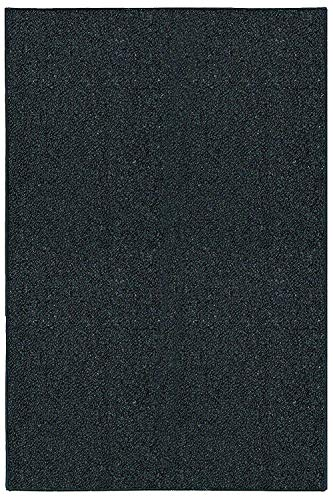 Ambiant Broadway Collection Pet Friendly Indoor Outdoor Area Rugs Dark Green - -