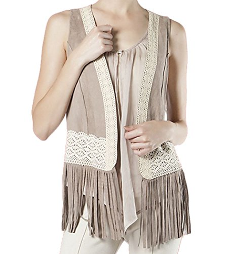 Ultra Suede Vest - 9