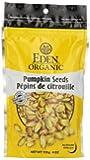 Eden Foods Organic Roasted & Salted Pumpkin Seeds, 113 gm