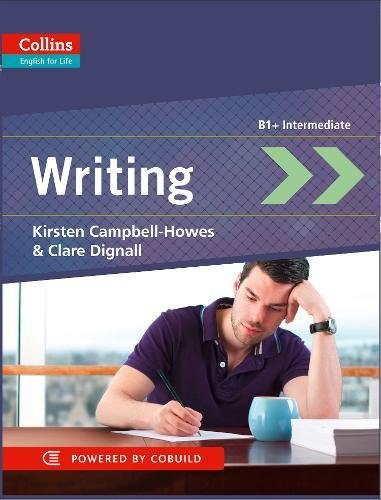 Writing: B1+ Intermediate (English for Life) pdf epub