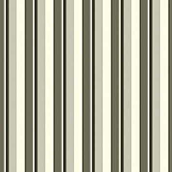 Mytinyworld Dolls House Miniature Thick Dark Grey Striped Wallpaper