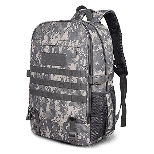 backpack ZHUCHANGJIANG cycling ZC leisure travel backpack 50 Outdoor camouflage camping backpack liter amp;J capacity B tactical large RZqwBR4rx