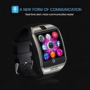 Reloj inteligente multi-lingue, pedometri Sport, alto pantalla de ...