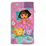 Dora the Explorer Slumber Sack Sling Bag Set