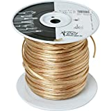 250' 18/2 Clear Gold Lamp Cord 300745