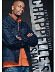 The complete series collection of Chappelle's Show.