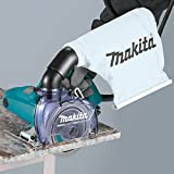 "Makita 4100KB 5"" Dry Masonry Saw, with Dust"