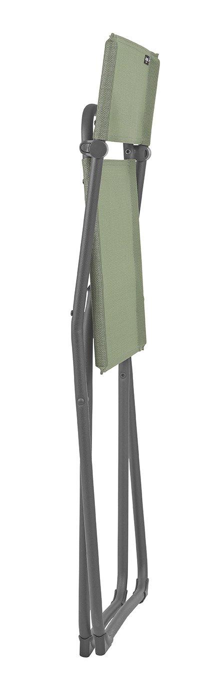 Lafuma kompakter Klappstuhl, Terrasse, Garten Garten Garten oder am Strand, Balcony Batyline, Dunkelrot, LFM2600-8230 a22ce5