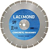Lackmond SG14SPP12520 SPP Series Dry Cut Diamond Blade for Cured Concrete, 14-Inch by .125 by 20mm