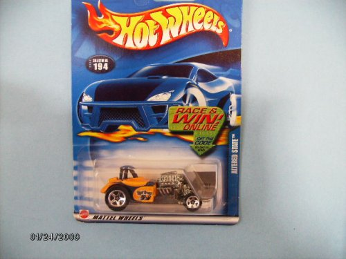 1932 Ford Rat Rod (Hot Wheels Altered State 2002 Collector# 194 1:64 Scale)