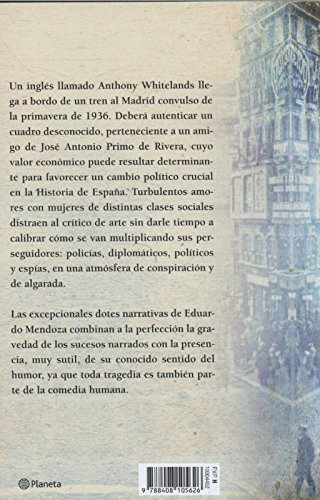 Rina de gatos. Madrid 1936 (Spanish Edition): Eduardo Mendoza: 9788408105626: Amazon.com: Books