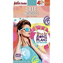 Lille Métropole 2016/2017 Petit Futé (City Guide)