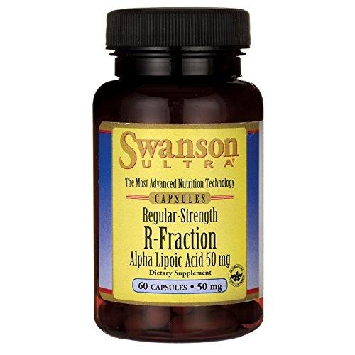 Swanson Regular Strength R Fraction Lipoic product image