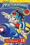 Megaman NT Warrior : Volume 13 (Paperback)--by Ryo Takamisaki [2008 Edition]