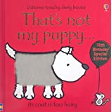 That's Not My Puppy, Susanna Davidson, 0794525113