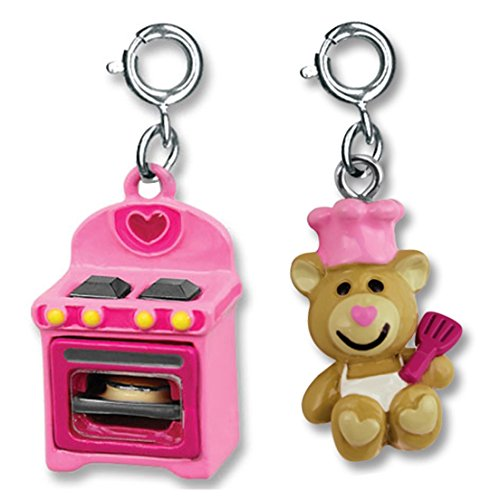 Price comparison product image CHARM IT! Love to Bake Oven & Cooking Bear 2 Charm Add On Set