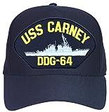 MilitaryBest USS Carney DDG-64 Ship Cap