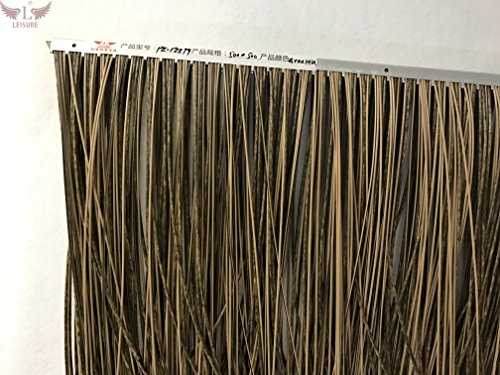 Leisure Thatch synthetic artificial thatch PE-YZ8879 (Price for 10 square meter, total 80 pieces) by Leisure Thatch (Image #4)