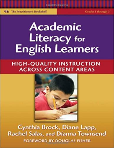 Academic Literacy For English Learners High Quality Instruction