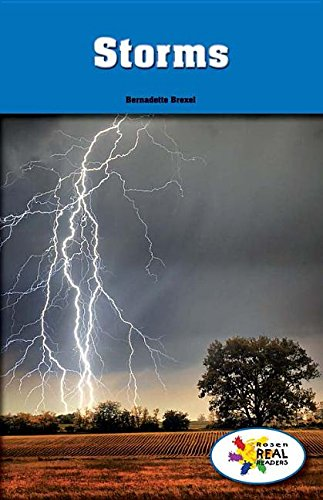 Read Online Storms (Rosen Real Readers: Steam Collection) PDF
