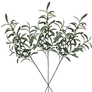 Ivalue Artificial Olive Plants 25