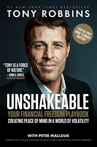Unshakeable: Your Financial Freedom Playbook PDF