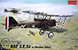RAF SE5A (W/HISPANO SUIZA) BRITISH AIRCRAFT WWI 1/32 RODEN 602 FREE SHIPPING