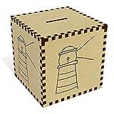 Azeeda Large 'Glowing Lighthouse' Money Box / Piggy Bank (MB00063356)