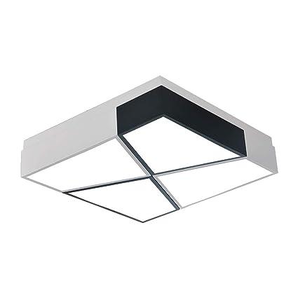 LCNINGXDD Lámpara de Techo LED empotrable de Montaje ...