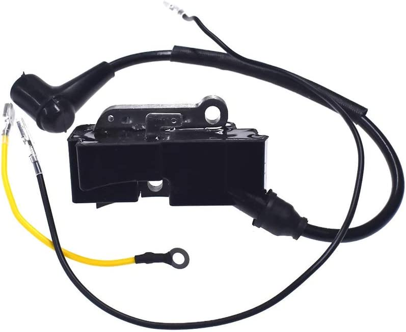 Powerful Tools Chainsaws Ignition Coil Module with Wire for Husqvarna 350 351 353 357 359 340 345 346 362 365 372
