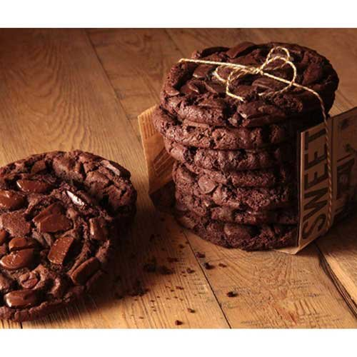 Sweet Street Just Chocolate Manifesto Cookie, 1.49 Ounce — 120 per case.