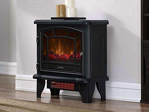 Admirable Duraflame Infrared Quartz Electric Stove Heater Black Dfi 550 36 Download Free Architecture Designs Intelgarnamadebymaigaardcom