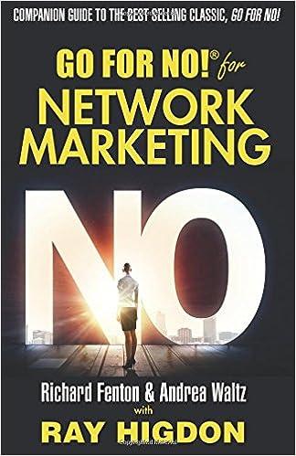 Go for No! for Network Marketing: Richard Fenton, Andrea