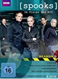 Spooks: Im Visier des MI5 - Season 5 (BBC) [3 DVDs]