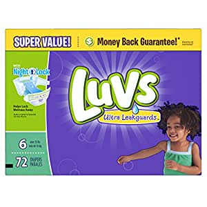Shop for luvs size 34 count online at Target. Free shipping & returns and save 5% every day with your Target REDcard.