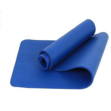 Colchoneta de Yoga Estera de Ejercicios Suave Antideslizante ...