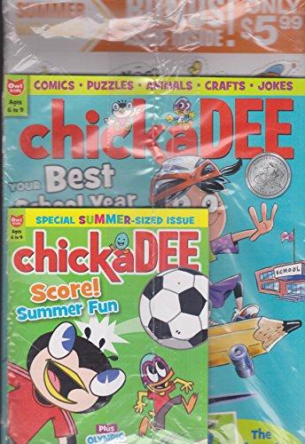 ChickaDEE Magazine Summer Gift Pack -