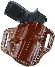 Galco International Combat Master Belt Holster for 1911 5-Inch Colt, Kimber, Para, Springfield