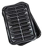 Kyпить Range Kleen Porcelain 8-1/2-Inch-by-13-Inch Broil and Bake Pan на Amazon.com